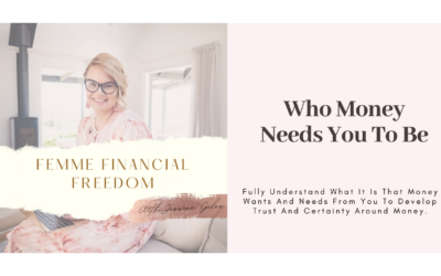 Who Money Needs You To Be