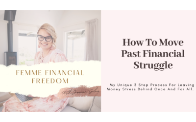 How To Move Past Financial Struggle