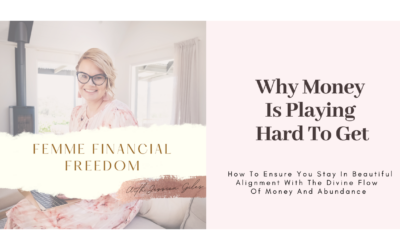 Why Money Is Playing Hard To Get