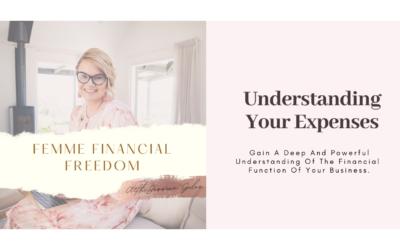 Understanding Your Expenses